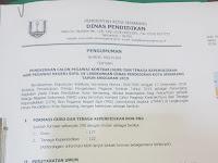 PPPK Tahun 2019 Kota Semarang Sudah Rilis, Kab/Kota lain segera menyusul dalam waktu dekat !!!