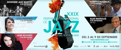 Festival Internacional de Jazz del Teatro Libre 2017