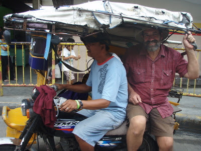 Philippine tricycles