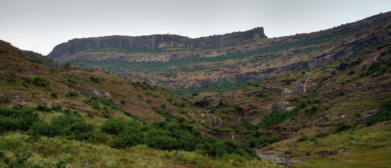 राजधेर किल्ला - Rajdher Fort