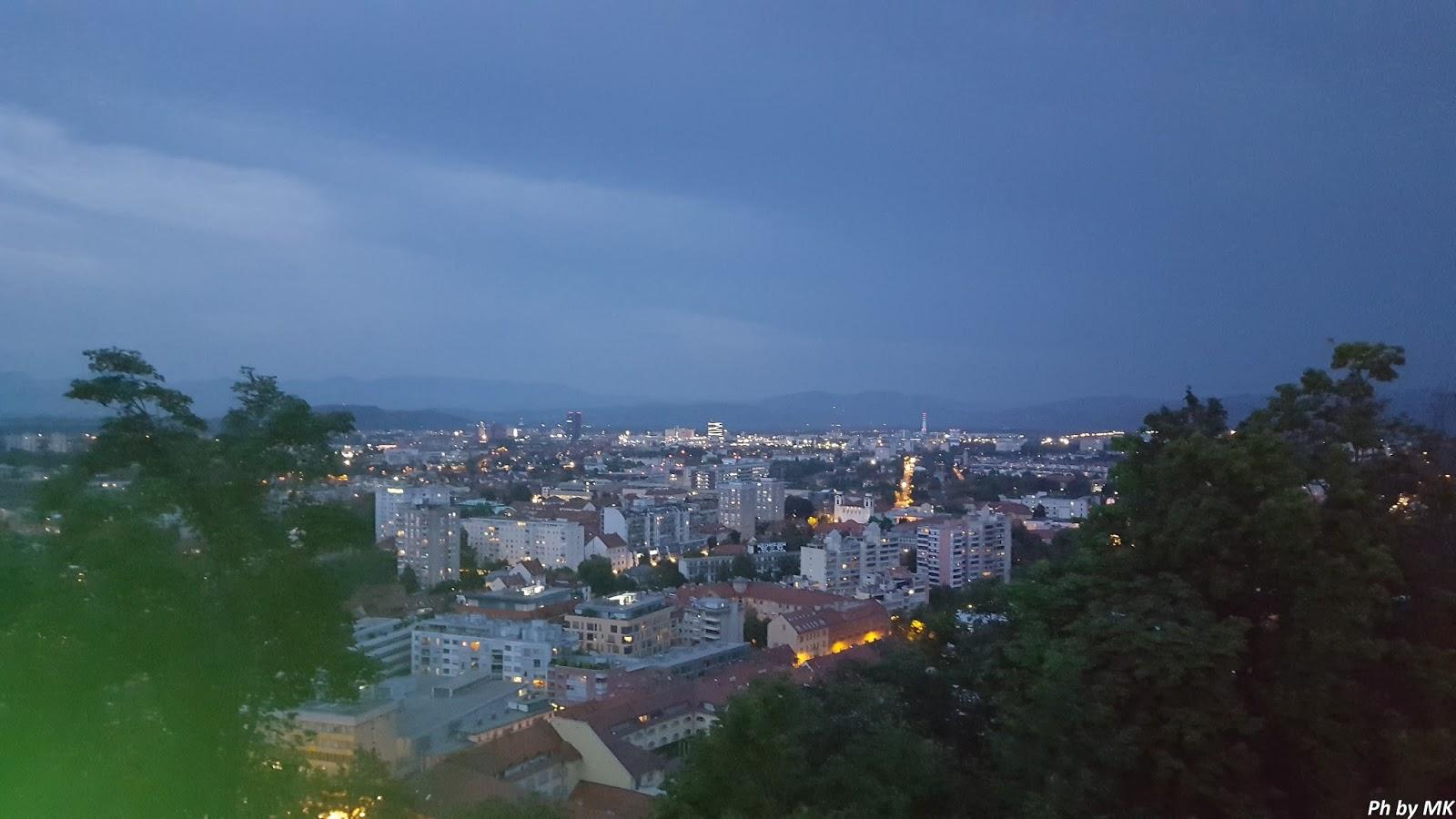 Ljubljana - I am traveler not tourist