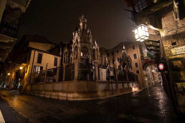 Archi scaligeri-Verona