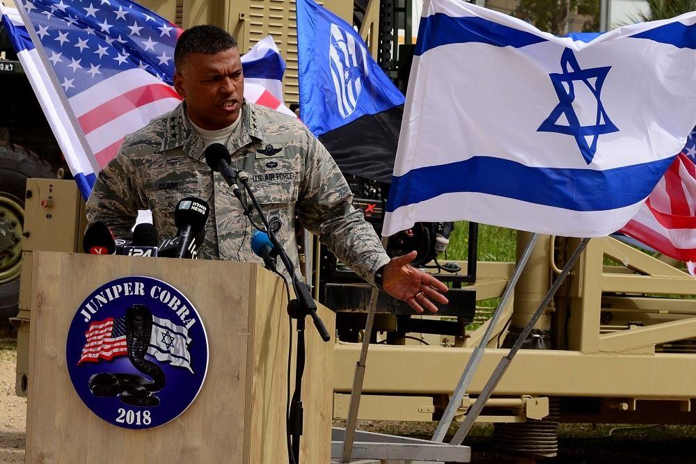 Top US General: American Troops Must Be Prepared To Die For Israel
