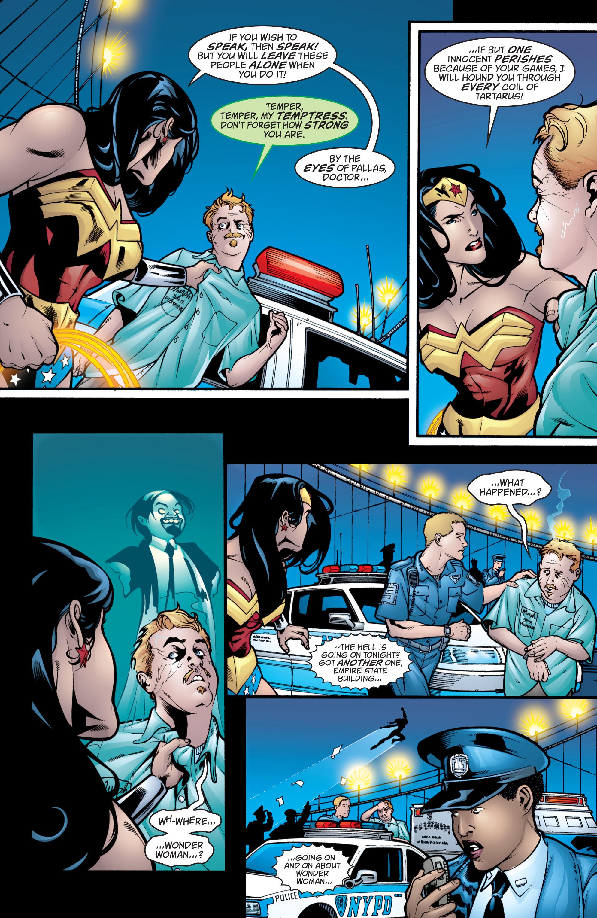 Read online Wonder Woman (1987) comic -  Issue #207 - 19