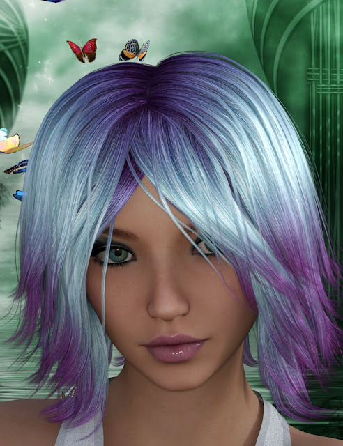 Mariposa Dreamy Hair Textures
