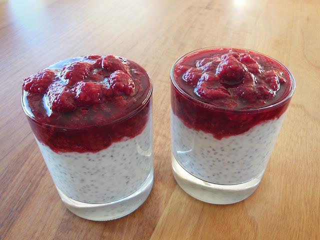 Recettes de pudding aux graines de chia