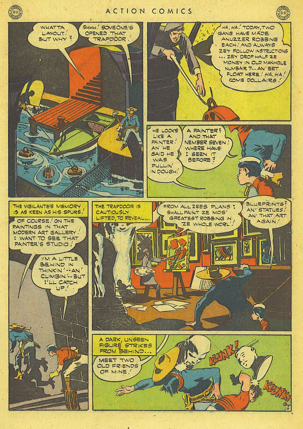 Read online Action Comics (1938) comic -  Issue #78 - 24