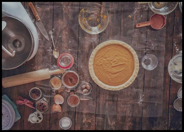 Before the age of all pumpkin spices, there were pumpkin pie