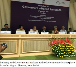 Government establishes e-marketplace for public procurement