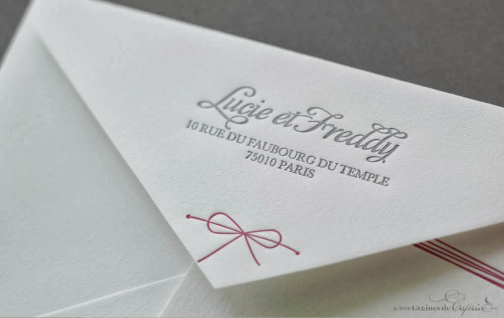 enveloppe faire part mariage invitation mariage carte. Black Bedroom Furniture Sets. Home Design Ideas