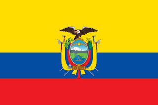 Ekuador (Republik Ekuador) || Ibu kota: Quito
