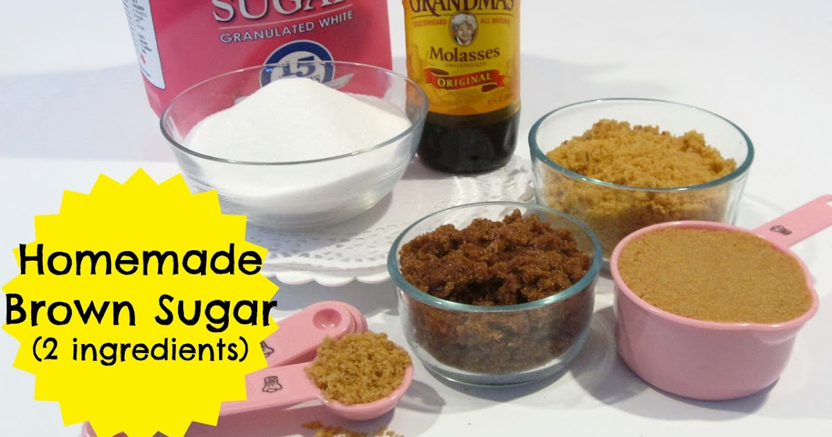 how to make brown sugar reduction
