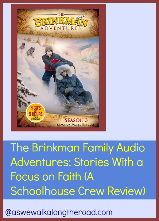 Review of Brinkman Adventures, a family audio drama with stories of missionaries and faith