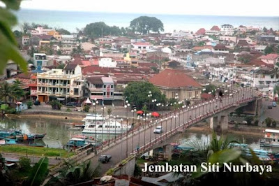 Jembatan Siti Nurbaya, Wisata Menarik di Padang