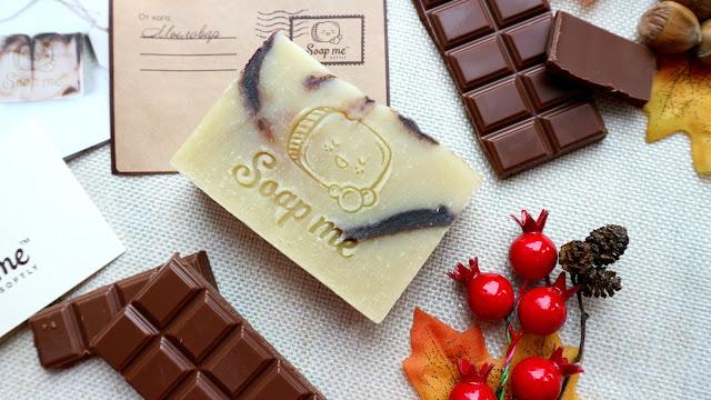 "Soap Me ""Шоколадное"" мыло"