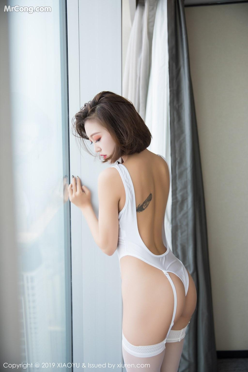 Image XiaoYu-Vol.075-LRIS-Feng-Mu-Mu-MrCong.com-002 in post XiaoYu Vol.075: LRIS (冯木木) (64 ảnh)