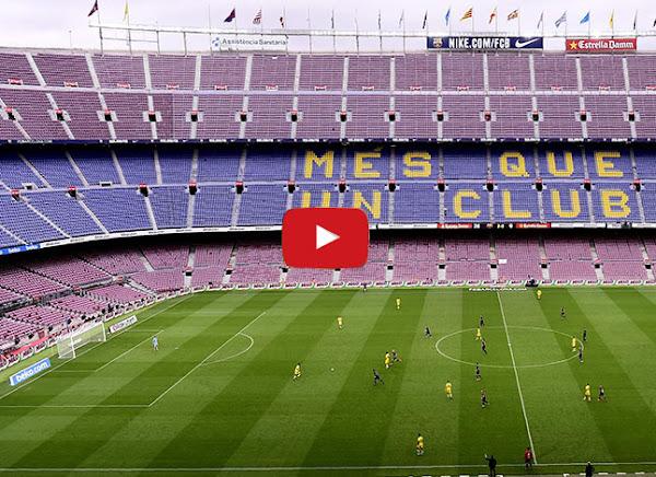El Barça se une a los revoltosos de Cataluña que desconocen las leyes