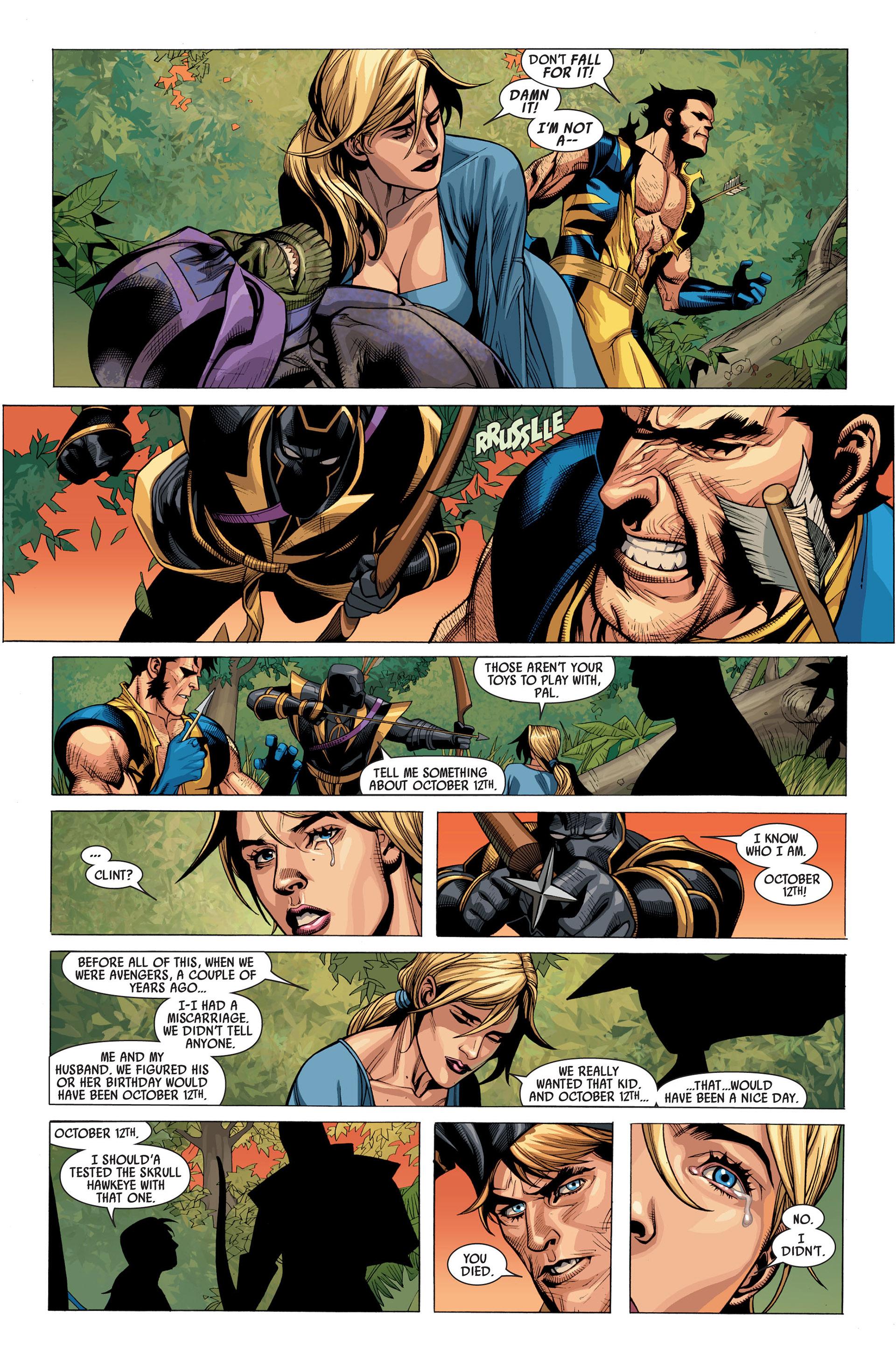 Read online Secret Invasion comic -  Issue #2 - 15
