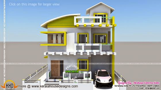 Karnataka home design