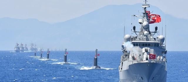 Η επικοινωνιακή «φούσκα» της παρέμβασης Μέρκελ, το κρυφτό της Αθήνας και ο Ερντογάν που βρυχάται. Ακίνητος ο τουρκικός στόλος