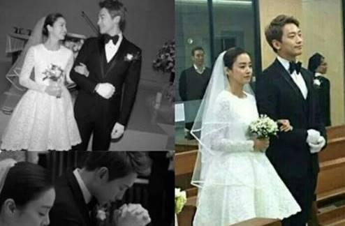 Pasangan Artis Drama Korea Ini Menikah di Dunia Nyata