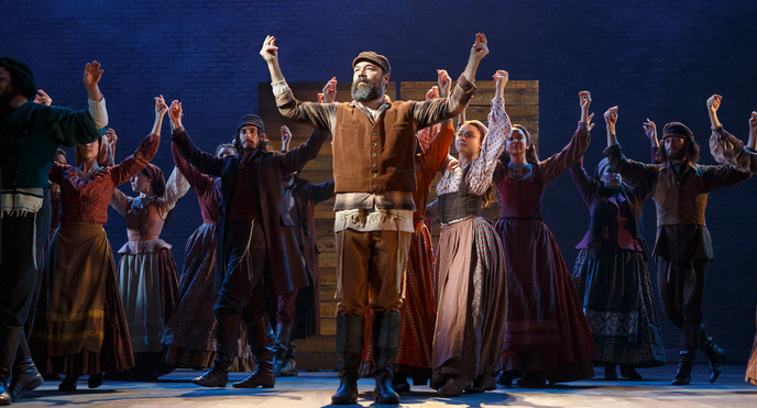 Music Pro News: The Barn Theatre Auditions Fiddler on the ...