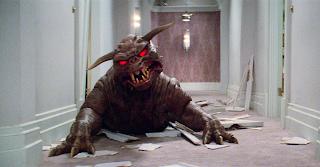Ghostbusters 1984 terror dog gargoyle puppet