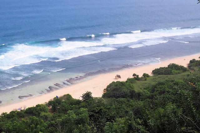 Strand Bukit Halbinsel