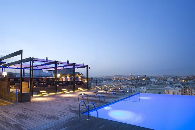 Gran Hotel Central em Barcelona