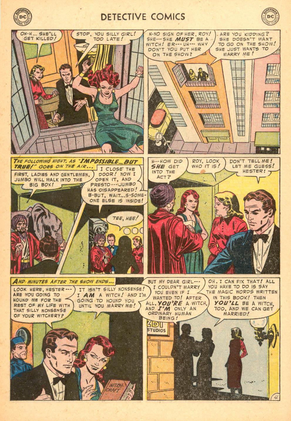 Detective Comics (1937) 199 Page 16