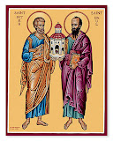 Feast of Sts. Peter and Paul (June 29)