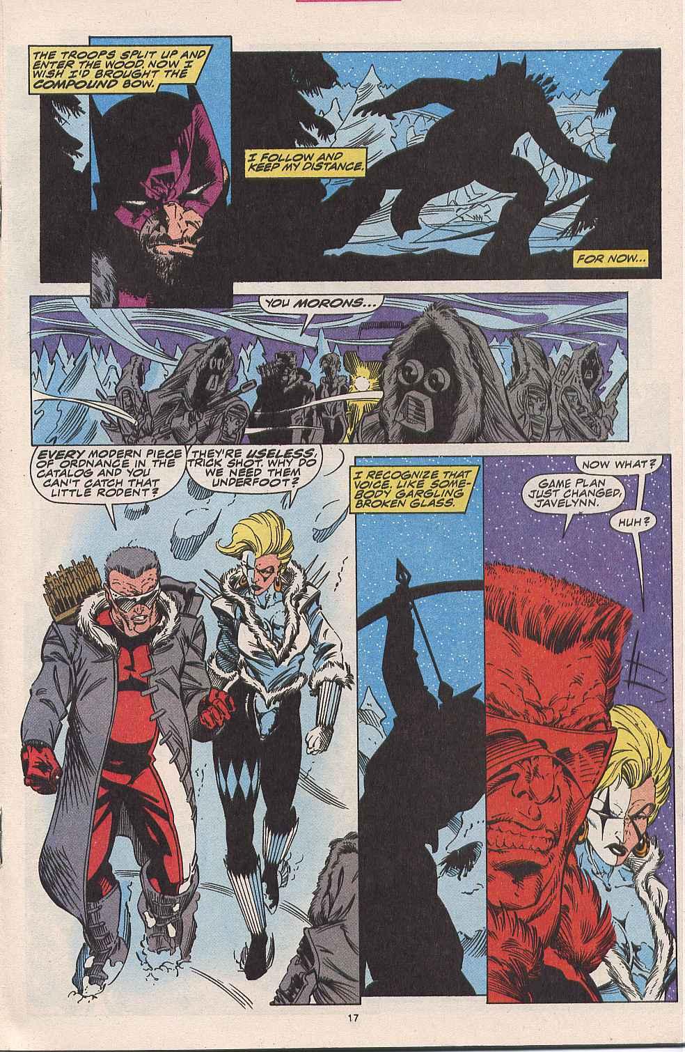 Hawkeye (1994) Issue #1 #1 - English 14