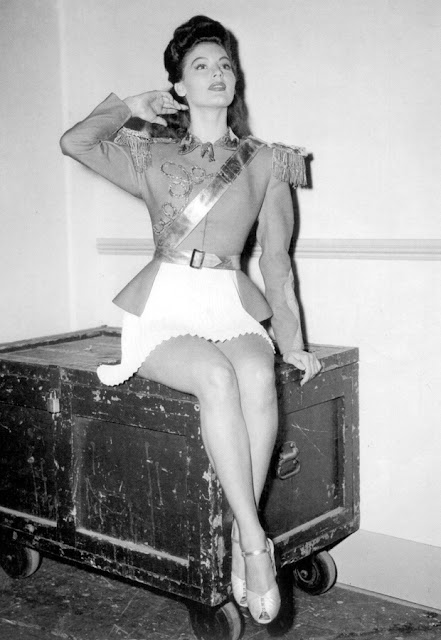 And Ava Mickey Gardner Rooney