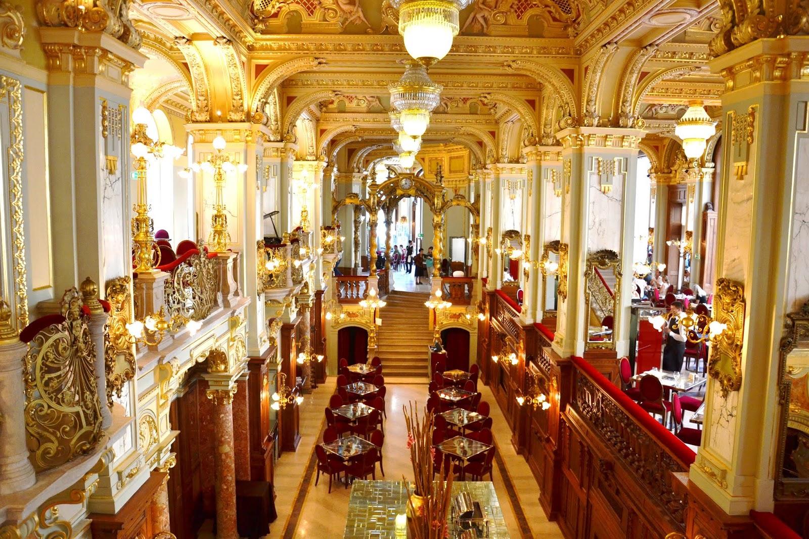 Resultado de imagem para Café New York, Budapeste