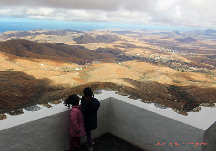 Fuerteventura: Mirador Morro Veloso