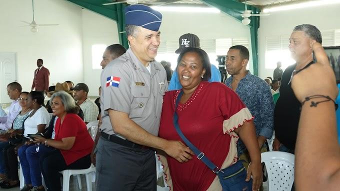 Diálogos Comunitarios de la Policia Nacional fortalecen su  relación con los ciudadanos y sus necesidades