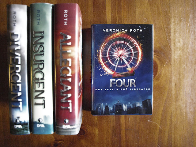 Veronica Roth Four