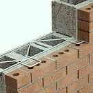 Masonry Wall types, Composite masonry wall