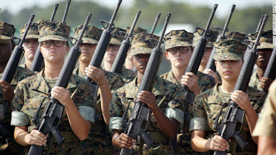 Some advice on women in combat from a female veteran