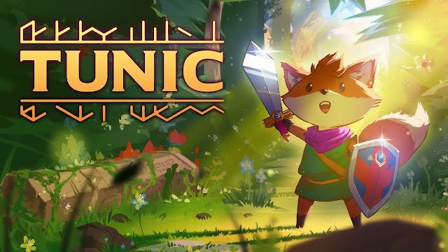 """""""Tunic"""" Game phiêu lưu hành động isometric 2018"""