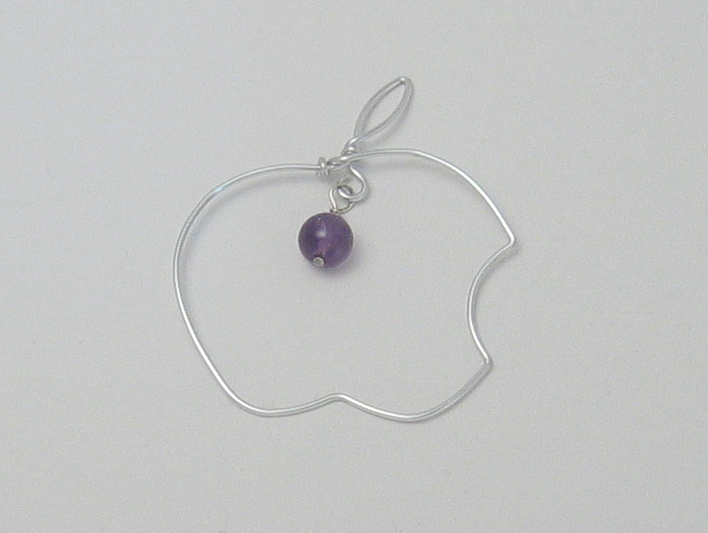 Art of Wire: Wire Jewelry Fruits Series 2: Apple