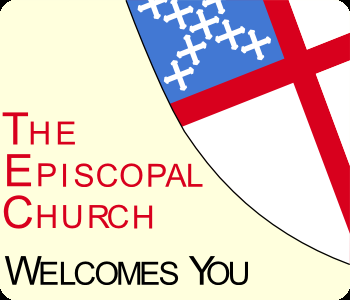 episcopal church clip clipart describe prayer welcomes cliparts words communion anglicans holy shield canon law sign welcome convention library speculation