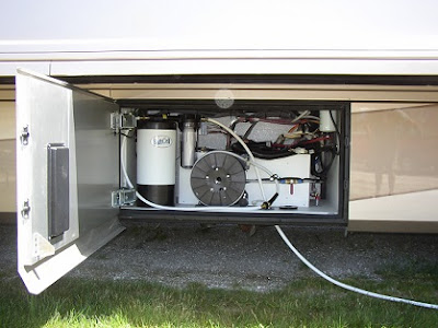 Rv Water Softener On The Go