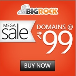 .com Domain Name Rs. 99 for 1 Year