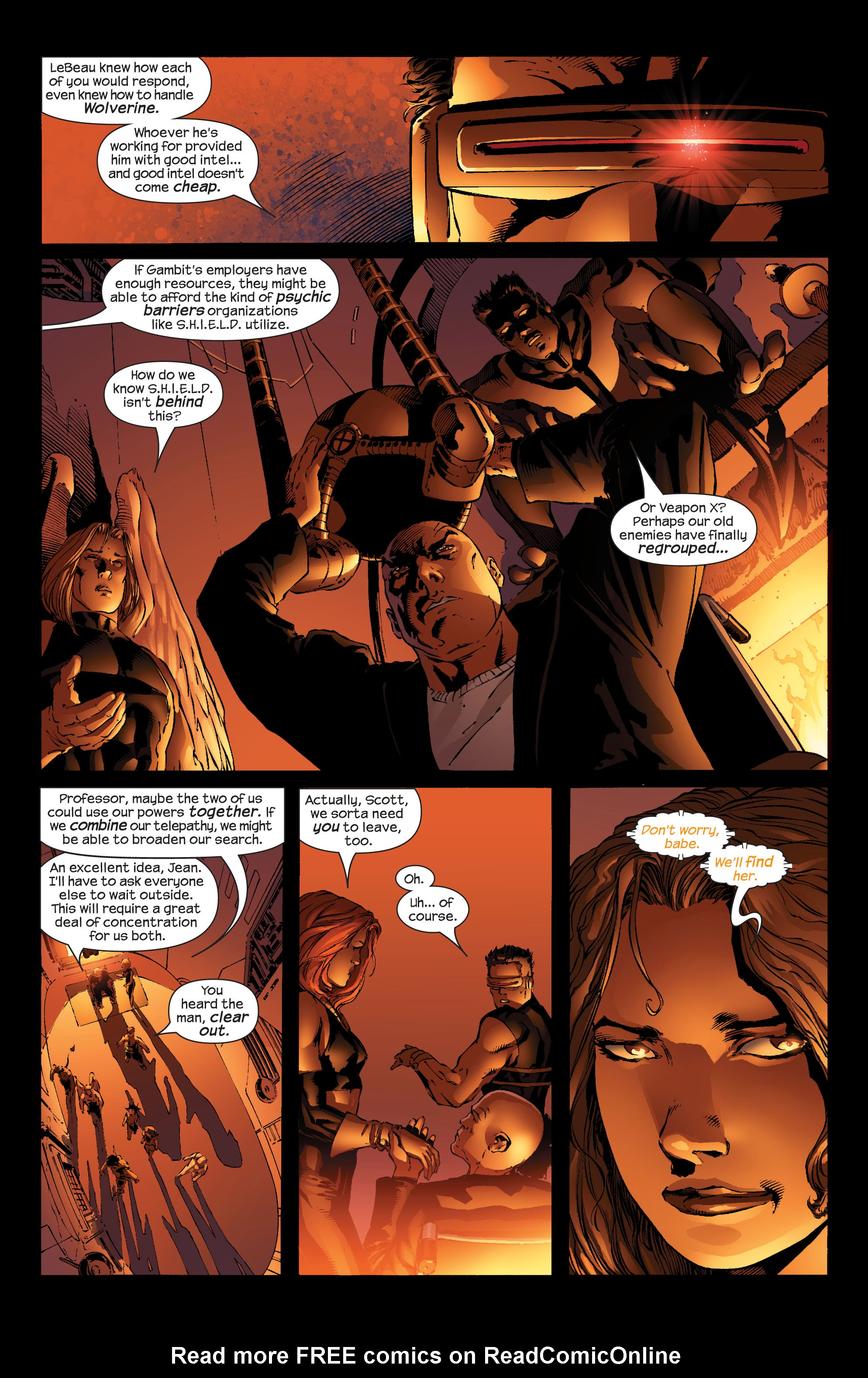 Read online Ultimate X-Men comic -  Issue #51 - 14