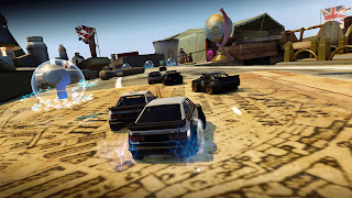 Table Top Racing PS4