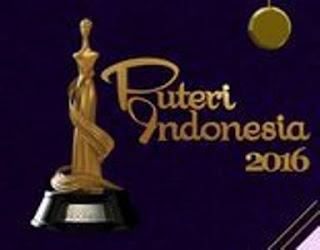 39 Finalis Puteri Indonesia 2016