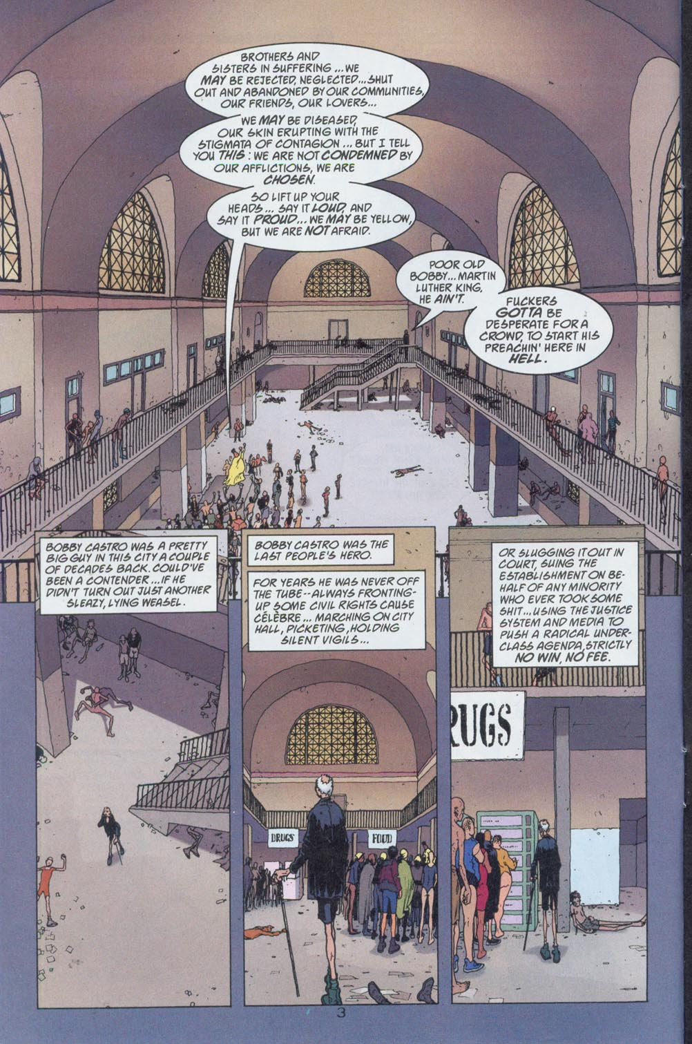 Read online 2020 Visions comic -  Issue #2 - 5
