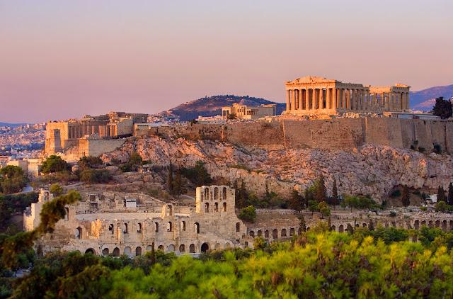 Ateny na weekend poradnik przewodnik