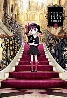"""Reseña de """"Kuro #1"""" de Somato - Milky Way Ediciones"""